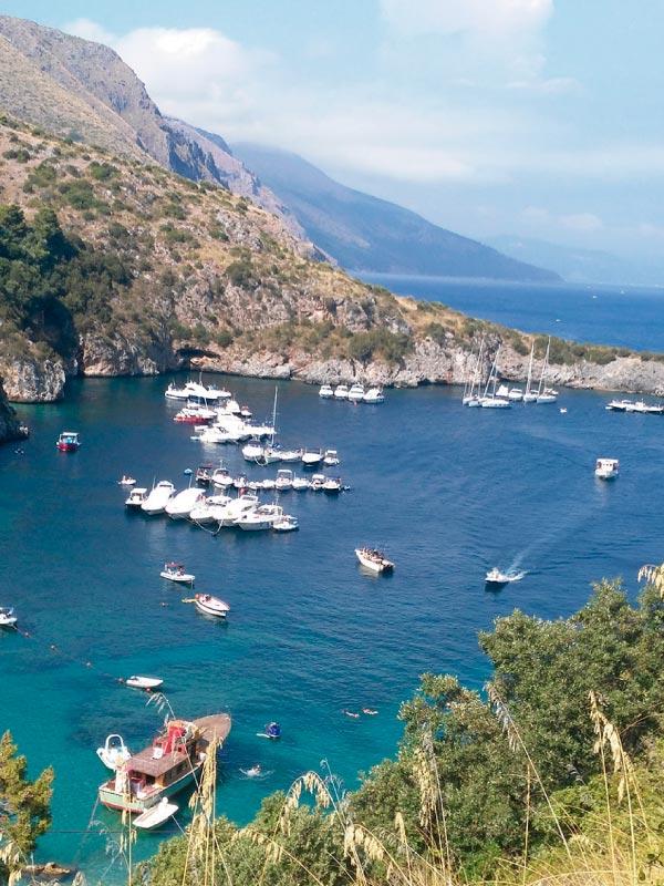baia-degli-infreschi-curso-y-crucero-paquete