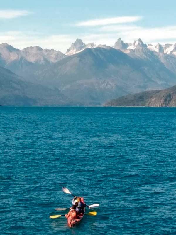 kayak-patagonia